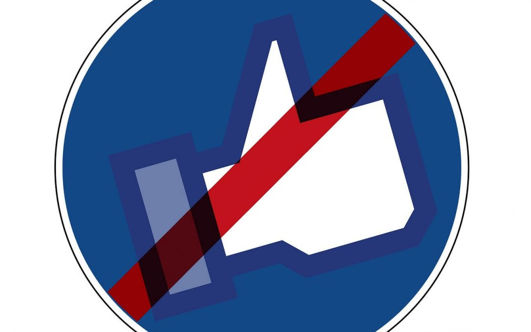 התחומים שפייסבוק מגביל את פרסומם.