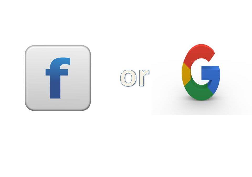 איפה כדאי לפרסם את העסק? בגוגל או בפייסבוק?