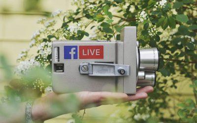 איך השידור החי בפייסבוק יכול להועיל לעסק שלך?